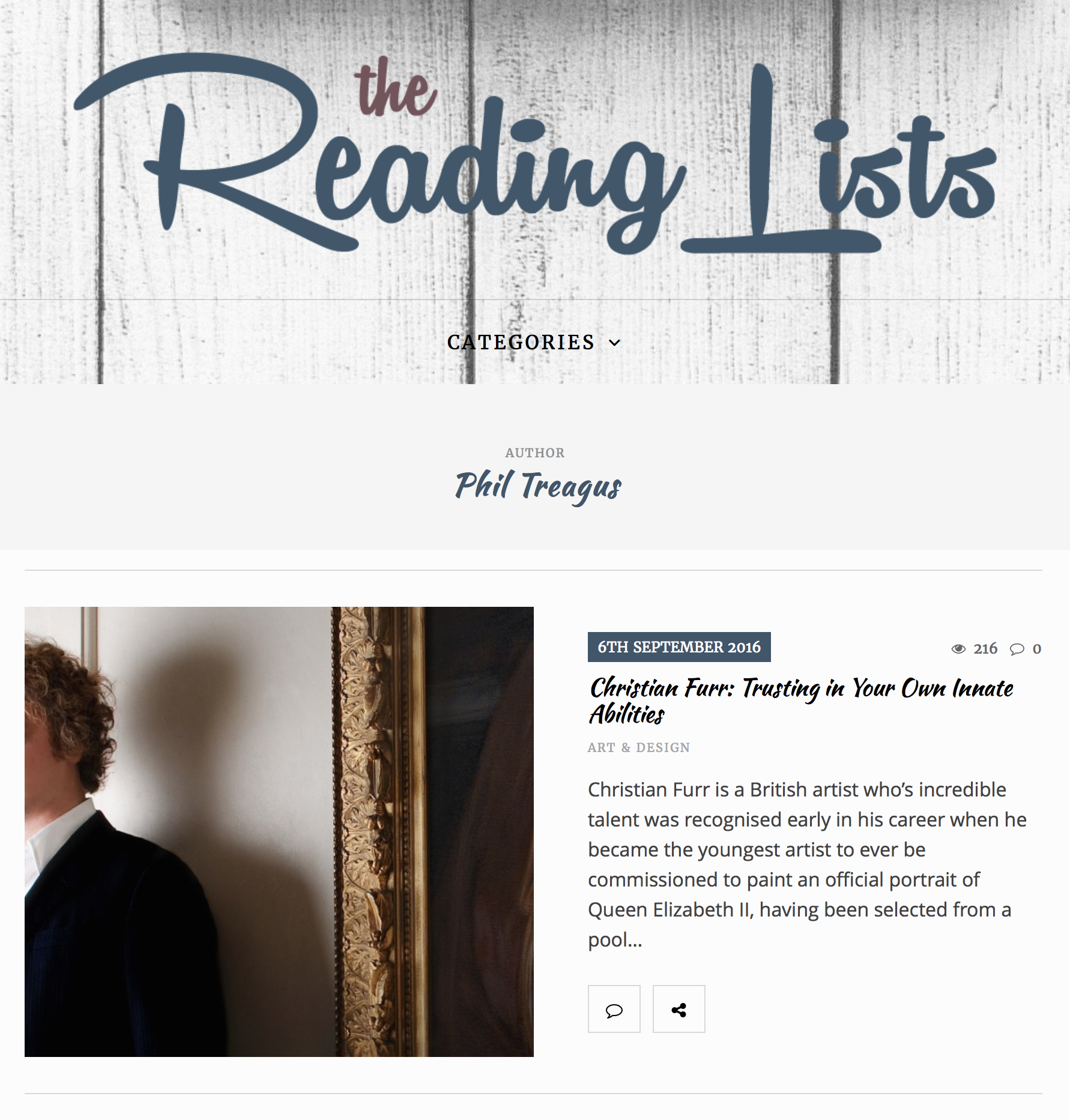 thereadinglists_christian-furr_2016