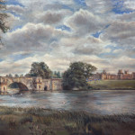 Blenheim Palace, Christian Furr, Painting