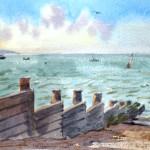 Whitstable, Christian Furr, painting